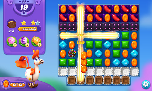 Candy Crush Friends Saga v1.59.1 screenshots 4