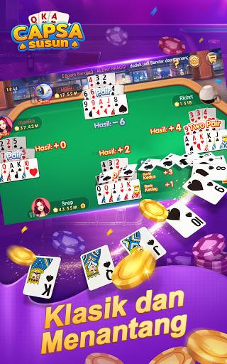Capsa Susun OnlineDomino Gaple Poker Free v2.17.0.0 screenshots 10