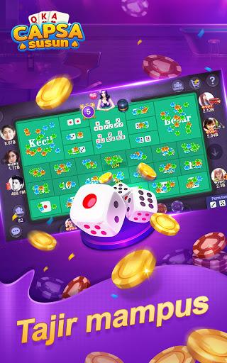 Capsa Susun OnlineDomino Gaple Poker Free v2.17.0.0 screenshots 4