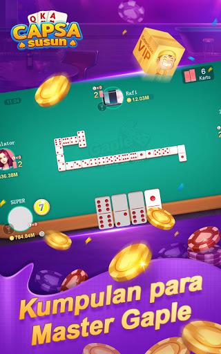 Capsa Susun OnlineDomino Gaple Poker Free v2.17.0.0 screenshots 6