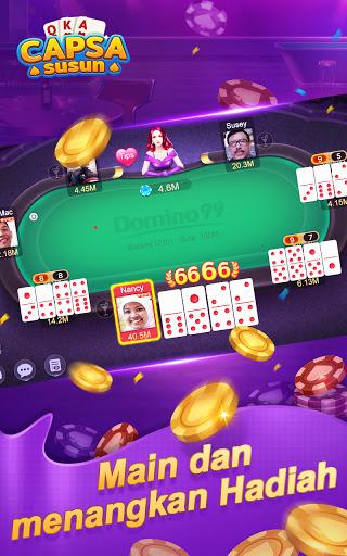 Capsa Susun OnlineDomino Gaple Poker Free v2.17.0.0 screenshots 7