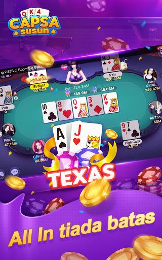 Capsa Susun OnlineDomino Gaple Poker Free v2.17.0.0 screenshots 8