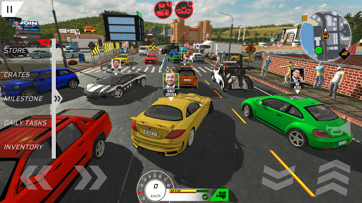 Car Drivers Online Fun City v1.15 screenshots 1