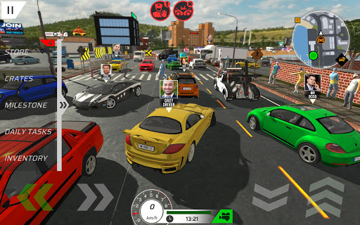 Car Drivers Online Fun City v1.15 screenshots 6