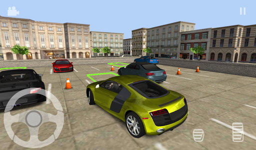 Car Parking Valet v1.04 screenshots 3