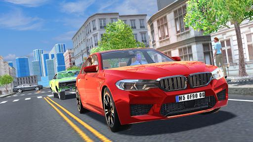Car Simulator M5 v screenshots 11