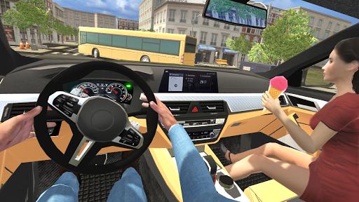 Car Simulator M5 v screenshots 3