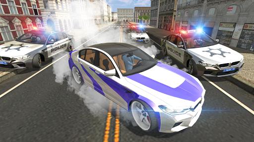 Car Simulator M5 v screenshots 4