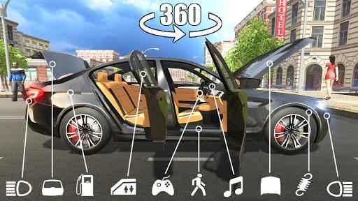 Car Simulator M5 v screenshots 9
