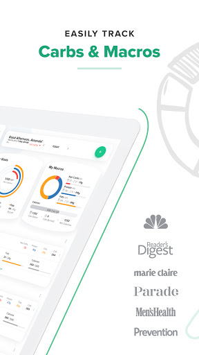 Carb Manager Keto Diet Tracker amp Macros Counter v7.0.35 screenshots 8