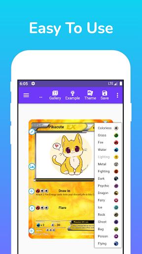 Card Maker for PKM v2.1.2 screenshots 1