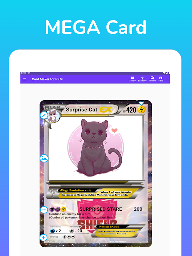 Card Maker for PKM v2.1.2 screenshots 4