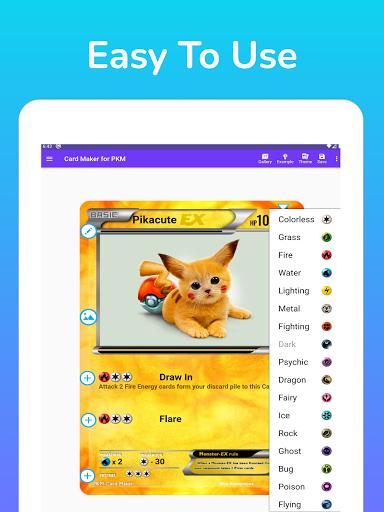 Card Maker for PKM v2.1.2 screenshots 7