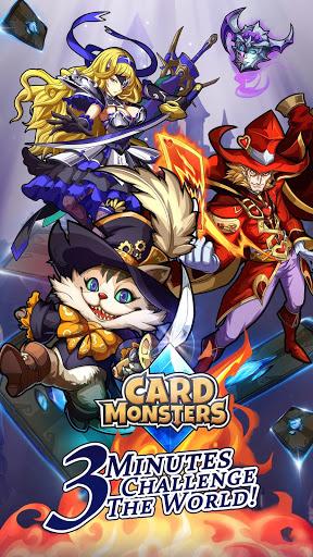 Card Monsters 3 Minute Duels v2.36.2 screenshots 1