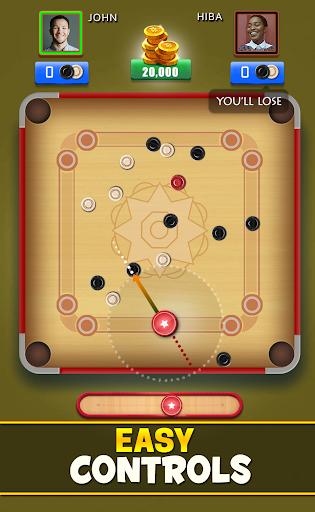 Carrom Club A Disc Pool Carrom Board Multiplayer v screenshots 13
