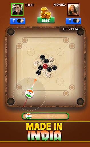 Carrom Club A Disc Pool Carrom Board Multiplayer v screenshots 7