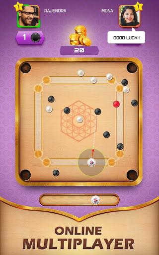 Carrom Friends Carrom Board amp Pool Game v1.0.33 screenshots 1