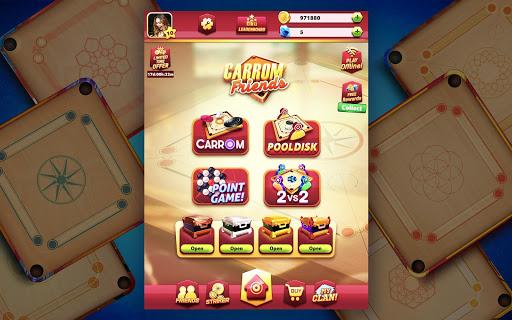 Carrom Friends Carrom Board amp Pool Game v1.0.33 screenshots 12