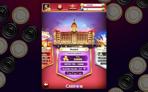 Carrom Friends Carrom Board amp Pool Game v1.0.33 screenshots 14