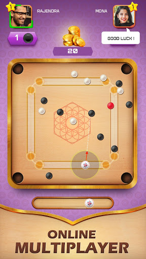 Carrom Friends Carrom Board amp Pool Game v1.0.33 screenshots 15