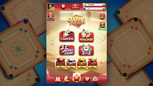 Carrom Friends Carrom Board amp Pool Game v1.0.33 screenshots 4