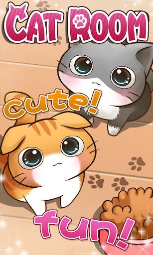 Cat Room – Cute Cat Games v3.0.8 screenshots 1