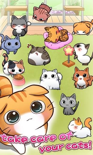 Cat Room – Cute Cat Games v3.0.8 screenshots 2