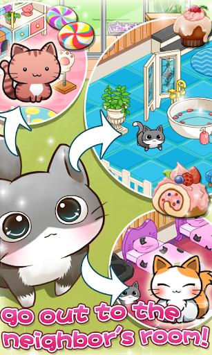 Cat Room – Cute Cat Games v3.0.8 screenshots 6
