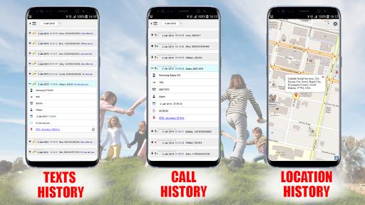 Cell Tracker Kids v5.0 screenshots 1