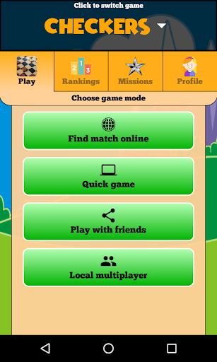 Checkers Online – Duel friends online v204 screenshots 7