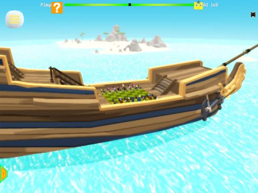 Chess 3D Animation Real Battle Chess 3D Online v6.1.1 screenshots 11