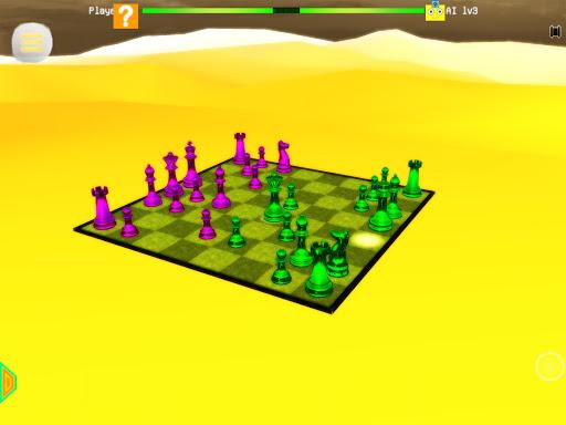 Chess 3D Animation Real Battle Chess 3D Online v6.1.1 screenshots 16