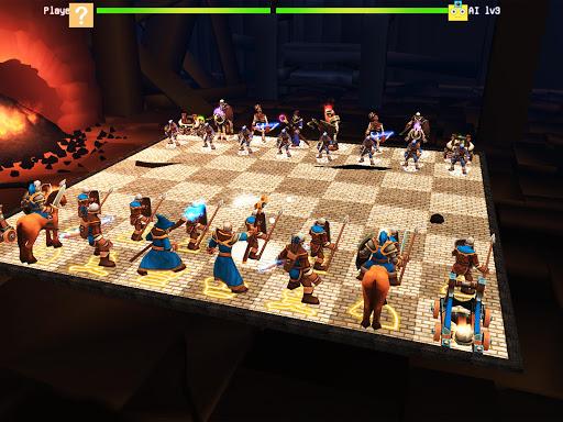 Chess 3D Animation Real Battle Chess 3D Online v6.1.1 screenshots 17