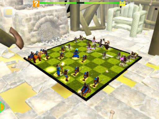 Chess 3D Animation Real Battle Chess 3D Online v6.1.1 screenshots 18
