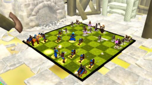 Chess 3D Animation Real Battle Chess 3D Online v6.1.1 screenshots 2