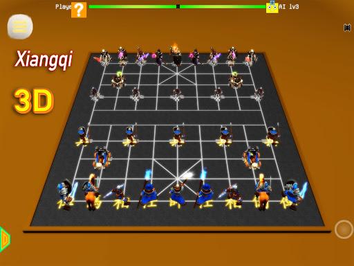 Chess 3D Animation Real Battle Chess 3D Online v6.1.1 screenshots 21