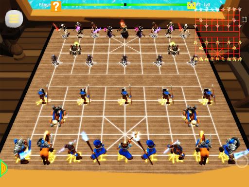 Chess 3D Animation Real Battle Chess 3D Online v6.1.1 screenshots 22