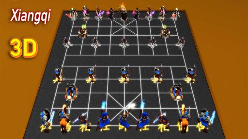 Chess 3D Animation Real Battle Chess 3D Online v6.1.1 screenshots 5