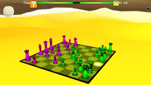 Chess 3D Animation Real Battle Chess 3D Online v6.1.1 screenshots 8