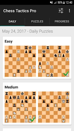 Chess Tactics Pro Puzzles v4.04 screenshots 2