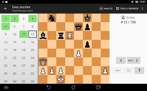 Chess Tactics Pro Puzzles v4.04 screenshots 4