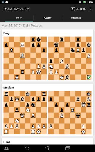 Chess Tactics Pro Puzzles v4.04 screenshots 8