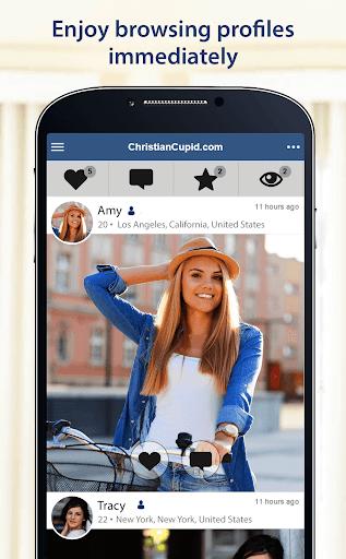 ChristianCupid – Christian Dating App v4.1.0.3377 screenshots 2
