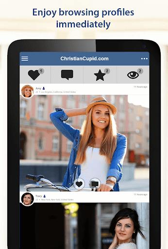 ChristianCupid – Christian Dating App v4.1.0.3377 screenshots 4
