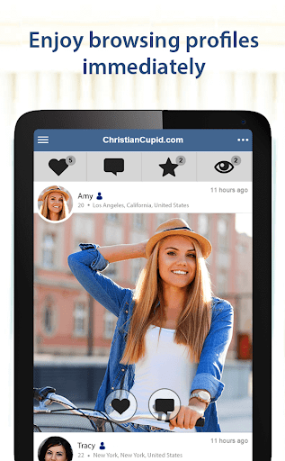 ChristianCupid – Christian Dating App v4.1.0.3377 screenshots 8