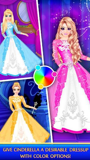 Cinderella Beauty Makeover Princess Salon v1.8 screenshots 11