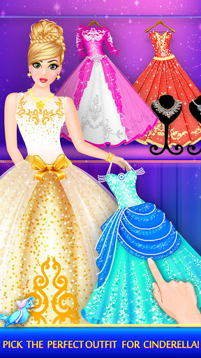 Cinderella Beauty Makeover Princess Salon v1.8 screenshots 6