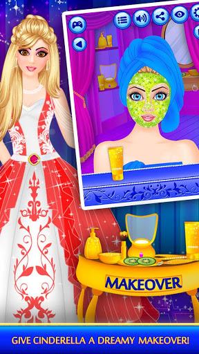 Cinderella Beauty Makeover Princess Salon v1.8 screenshots 9