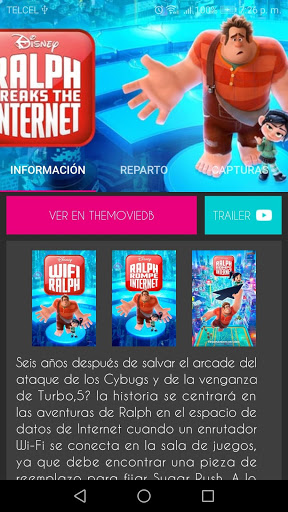 Cine Latino v1.0.9 screenshots 1