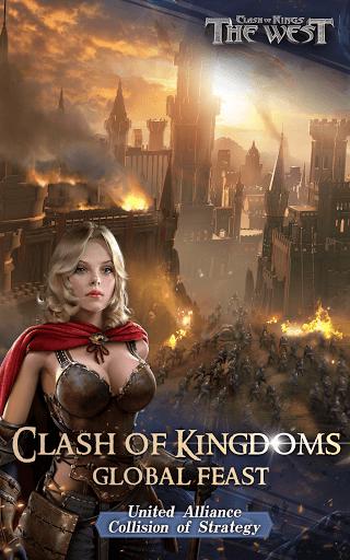 Clash of KingsThe West v2.105.0 screenshots 1